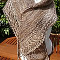 Shawl french cancan : seconde version