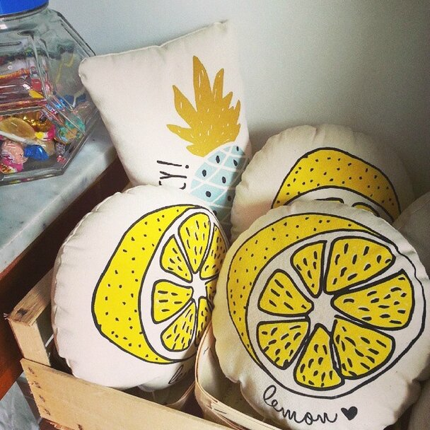 lemonmusicalcushion