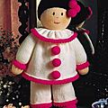 Pierrot - traditional favourites - jean greenhowe