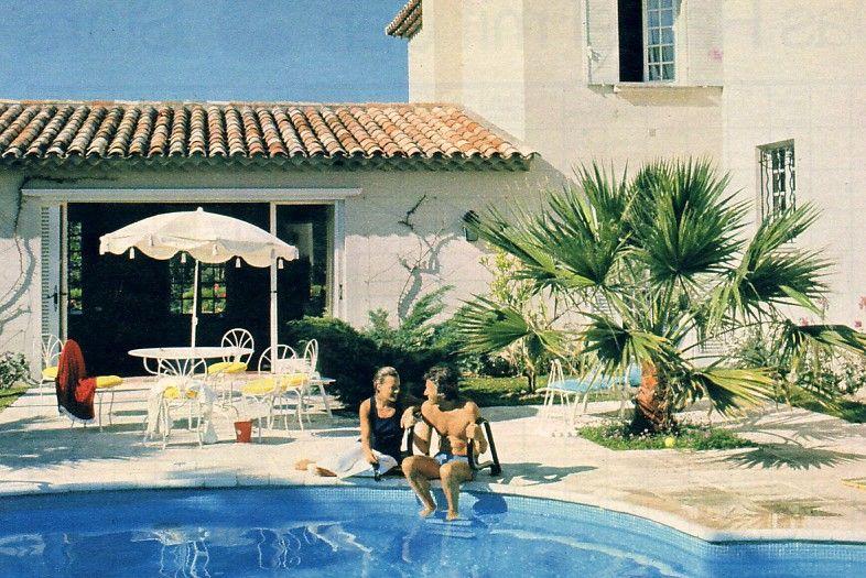 photos de vacances en famille 1971 romy pour la vie