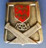 insigne 43e RACaen