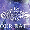 Atlantis chronicles- jerome blazquez s'en va: auditions ouvertes aux guitaristes! / auditions open! to replace jerome on guitar