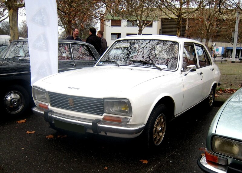 Peugeot 504 TI 01
