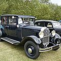 CITROËN C6 berline 1930 Madine (1)