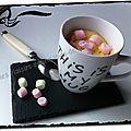 Mug cake marshmallow