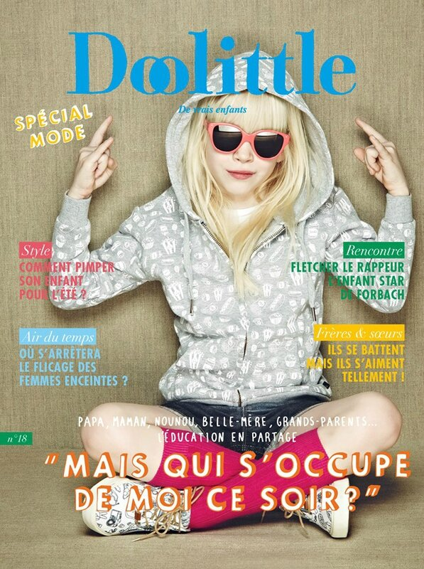 doolittle magazine