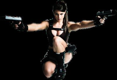 Lara+Croft