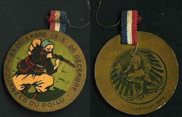 Journée du poilu 1915-1