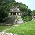 Palenque - Temple of the Sun