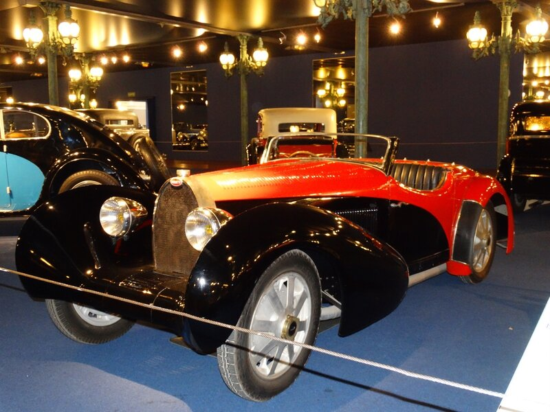 BUGATTI type 55 roadster 1935 Mulhouse (1)