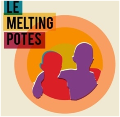 logo melting potes