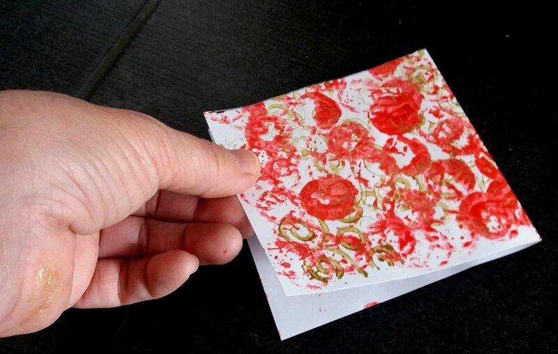282_Noël et Nouvel an_Carte ou calendrier rouge et or (25)