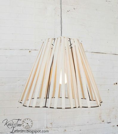 metal lamp shade