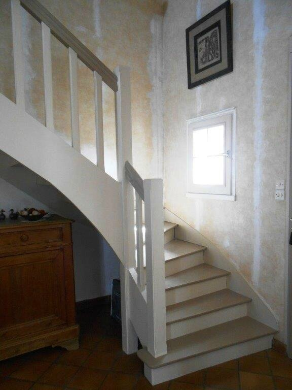 Awesome corde decoration rampe escalier 13 - Decoration rampe escalier ...