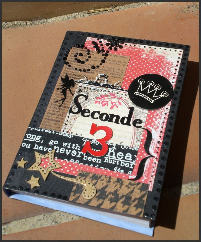 l 39 agenda de la rentr e la pause en scrap de caroline60. Black Bedroom Furniture Sets. Home Design Ideas
