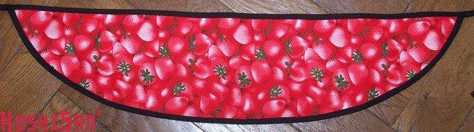 bandeau fraise