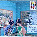 bonzaï club albigeois 2 art postal fête du fil 2016