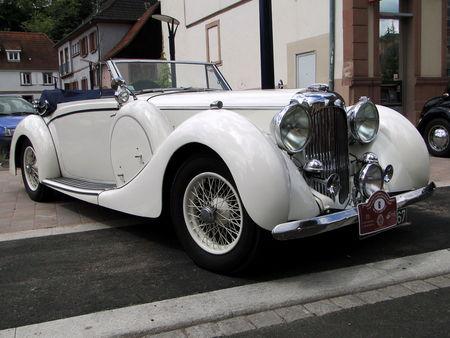 LAGONDA LG6 Drophead Cabriolet 1939 1