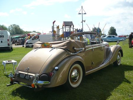 RILEY RMD drophead coupé 1950 Madine (2)