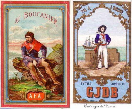 Boucanier et Ancre