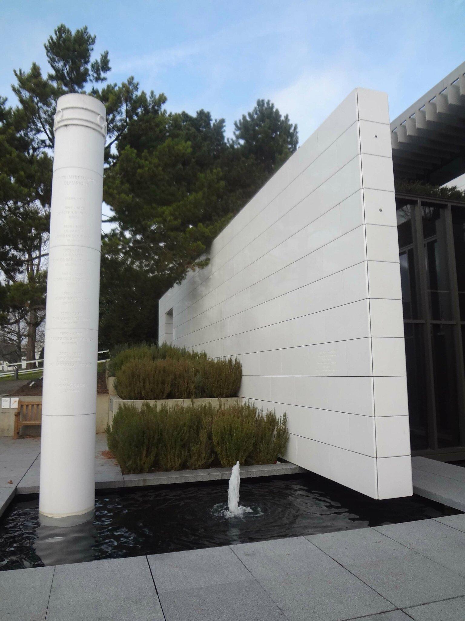 4-Musée Olympique-Lausanne-architecture