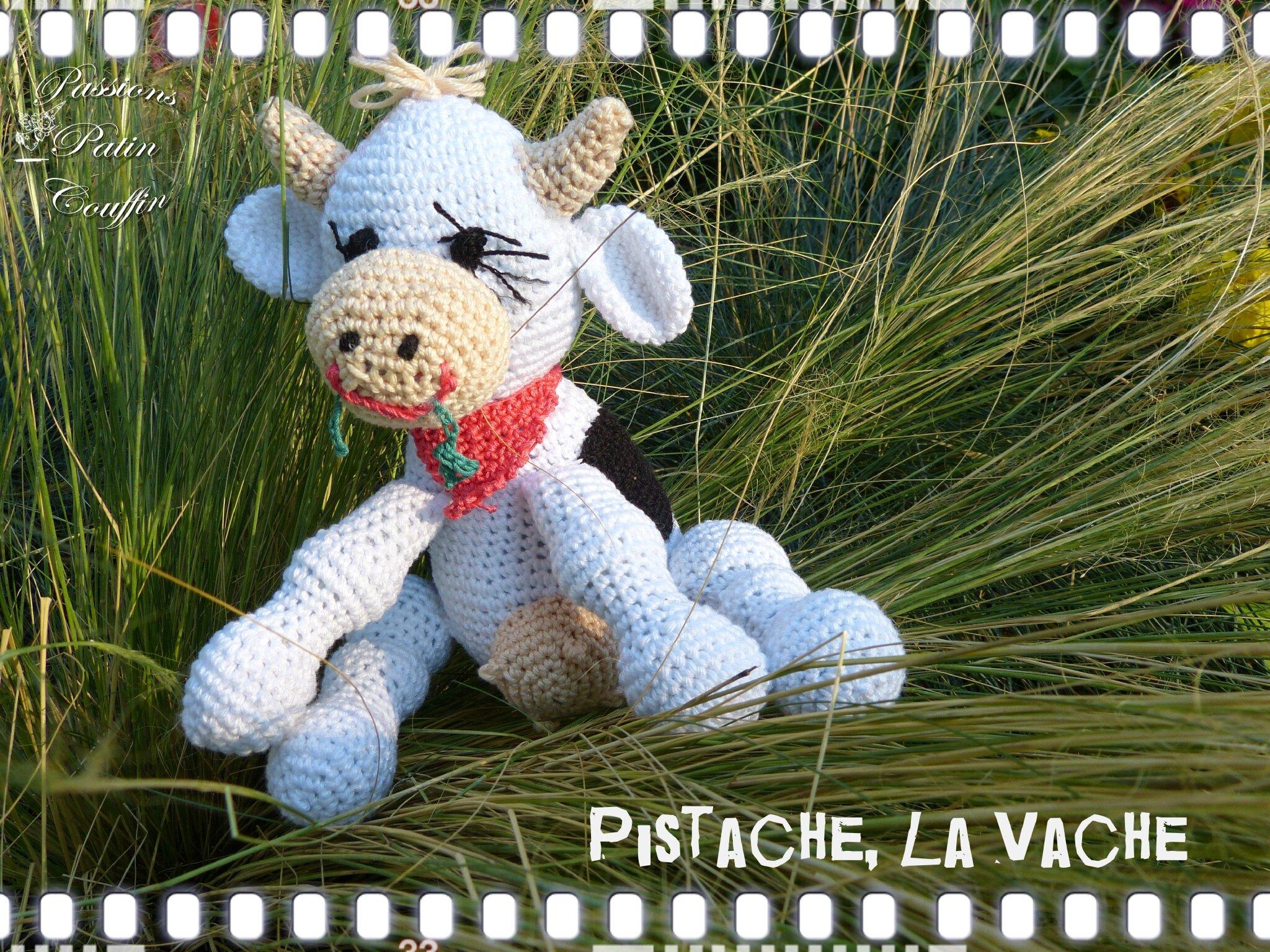 pistache la vache