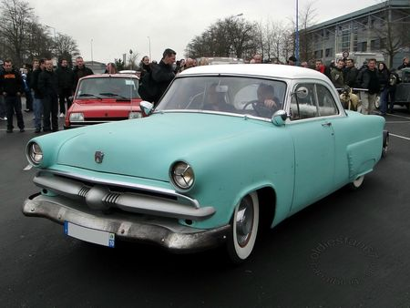 ford 1953 custom, salon champenois reims 2013 3