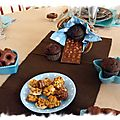 Table gourmandises chocolatées 029