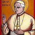 Bienheureux Jean Paul II