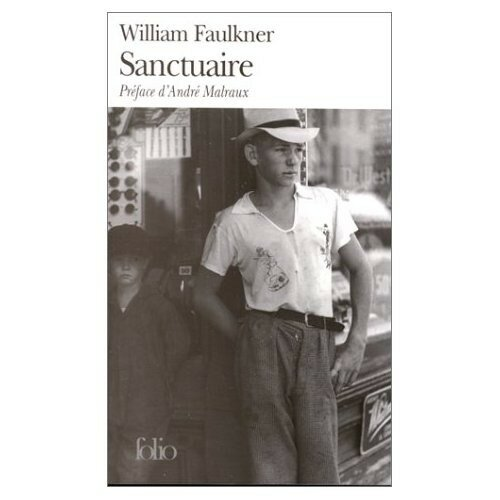 Sanctuaire - William Faulkner