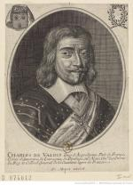 Charles de Valois par Mazot, BnF