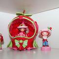 La fraisi-roulotte de charlotte aux fraises