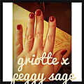 Griotte x peggy sage