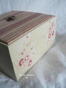 Boîte Pinces détail 2