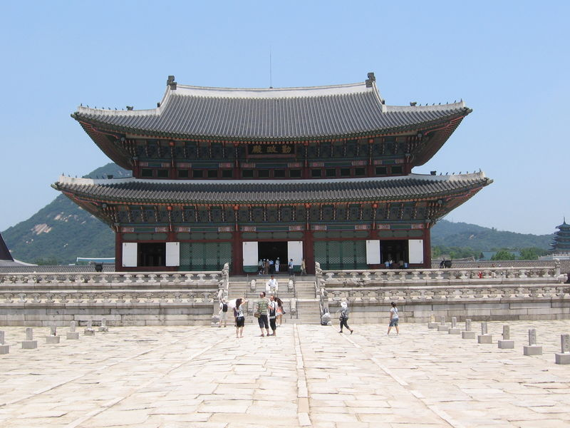 Palais Gyeongbok, Seoul
