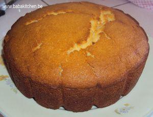 cake frangipane 1