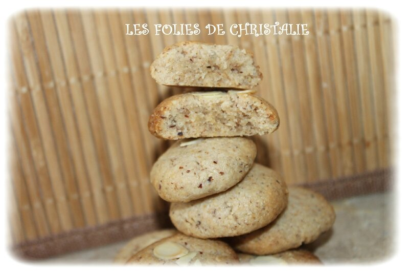Biscuits noisettes 9