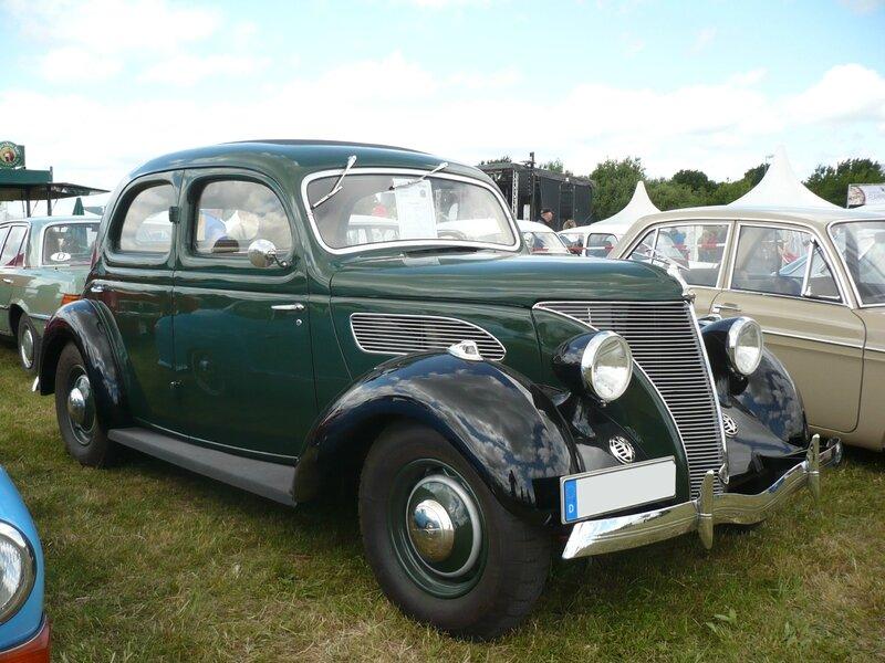 MATFORD l'Alsace V8-62 berline 1936 Eutingen (1)