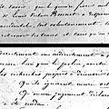 1850 - bonnet / pailleret : l'histoire de louis victor - 2/3