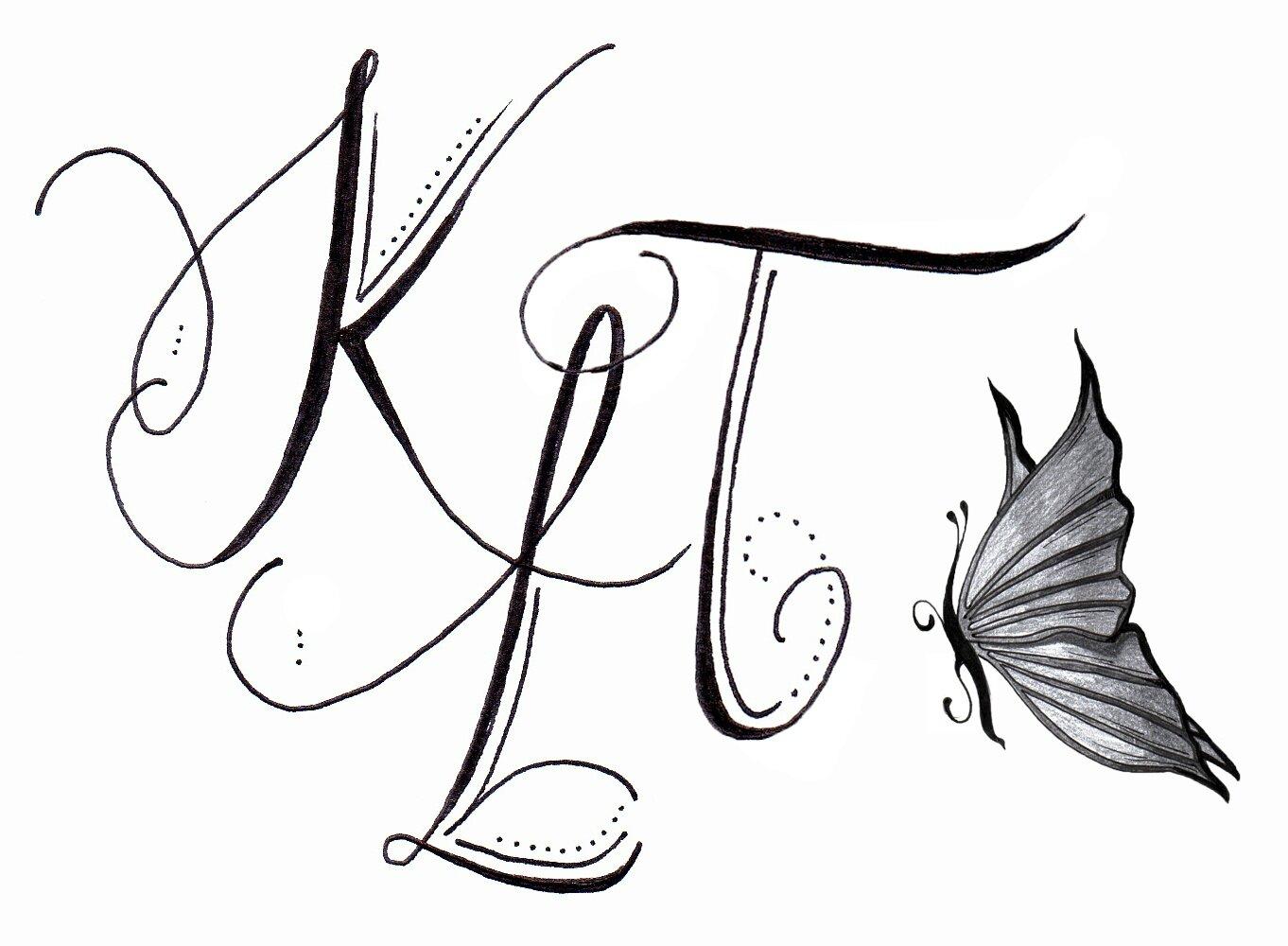 Lettre t calligraphie vp89 jornalagora - Pot en 3 lettres ...