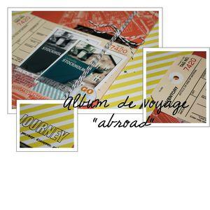 visuel album abroad