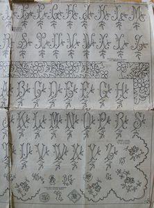 La broderie lyonnaise n° 376 - 1er octobre 1915 (10bis)