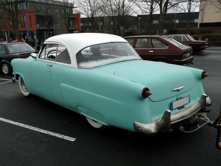 ford 1953 custom, salon champenois reims 2013 4