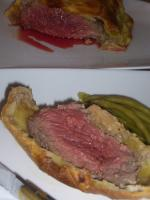 filet boeuf en croute