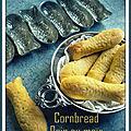 Cornbread ou pain au maïs
