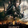 Le hobbit : la bataille des cinq armées - peter jackson