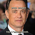 Tom hanks - acteur , usurpé