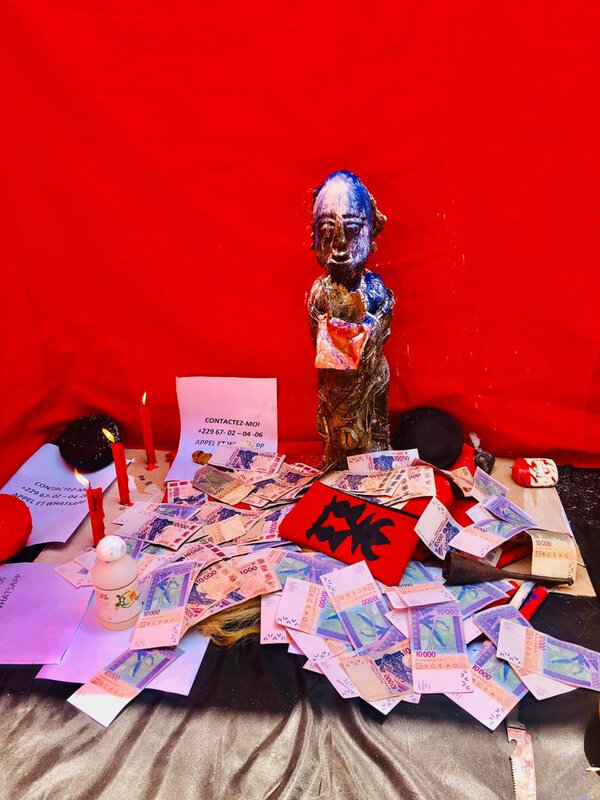 comment avoire le portefeuille magique,WHATSAP+22996314102