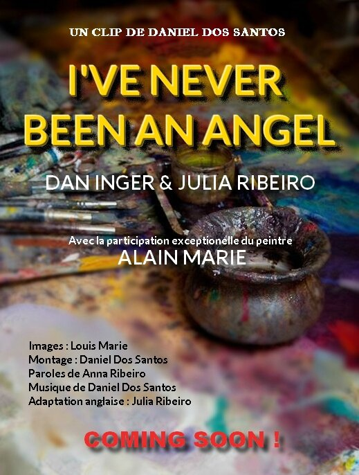 Affiche I've never been an angel Dan&Julia