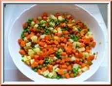 0195bis - légumes et féculents cuits JT369